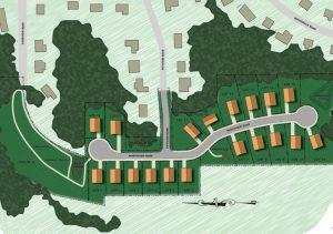 Ross Park Trails Housing Plan Map