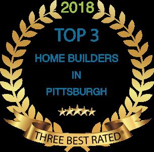 Top 3 Builders in Pittsburgh 2018