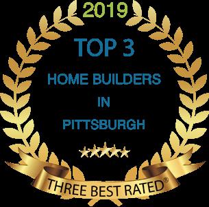 Top 3 Builders in Pittsburgh 20198